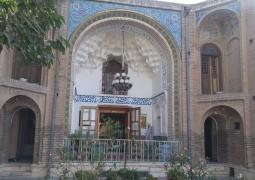 مستند آثار قدیمی چوبی امام زاده اسماعیل قزوین