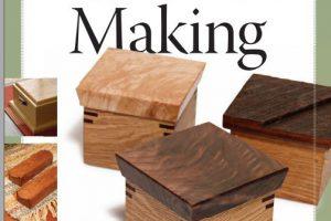 کتاب آموزش قدم به قدم ساخت جعبه چوبی