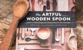 کتاب جامع آموزش ساخت قاشق چوبی