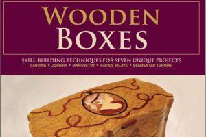 کتاب تکنیک های ساخت جعبه های چوبی
