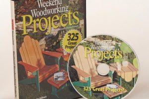 مجموعه مجلات آموزش ساخت وسایل چوبی Weekend Woodworking