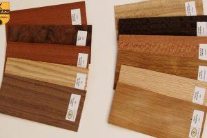 آشنایی با روکشهای طبیعی و مصنوعی چوب
