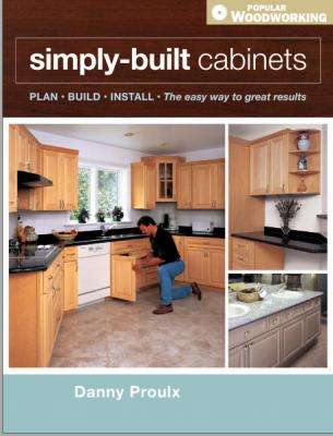 کتاب ساخت کابینت آشپزخانه