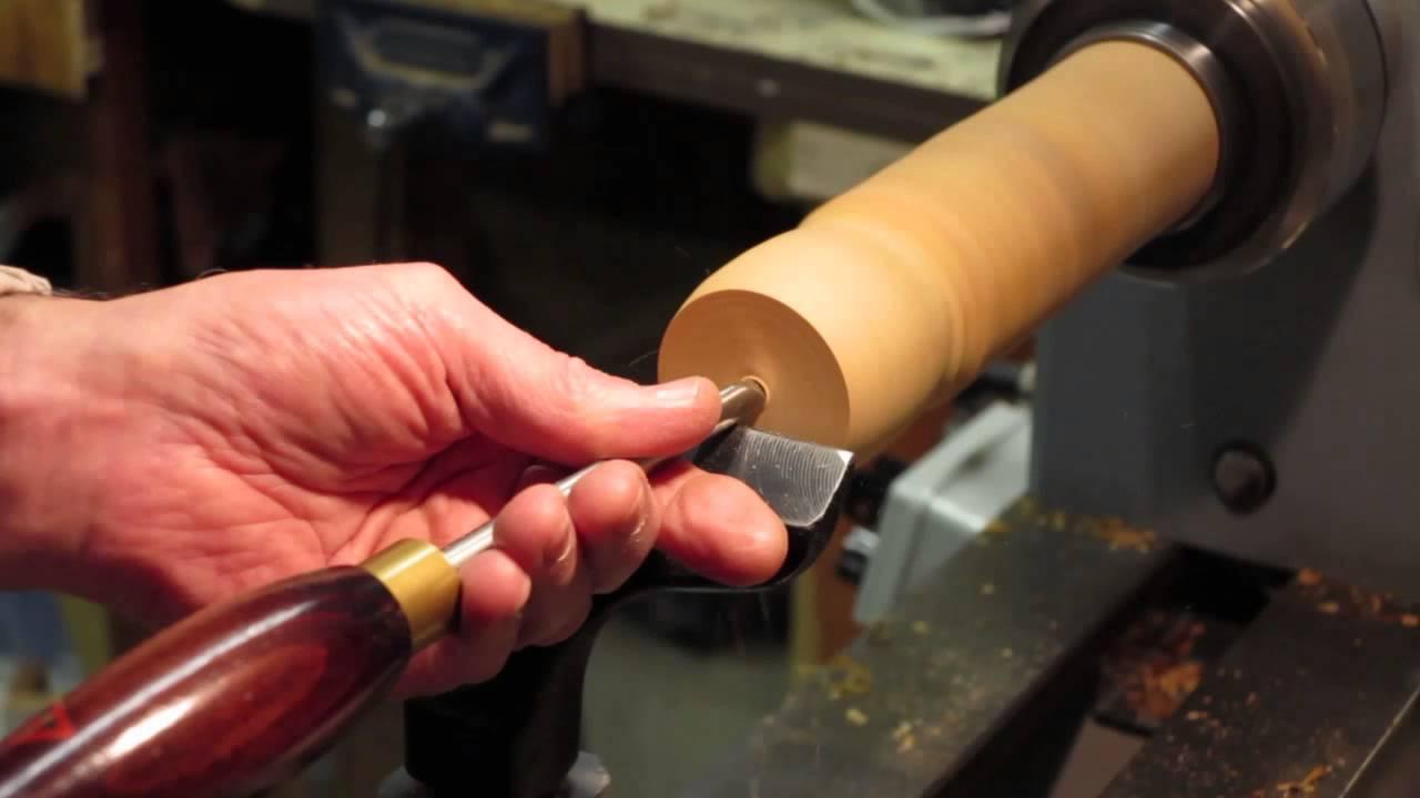 مهارت خراطی چوب