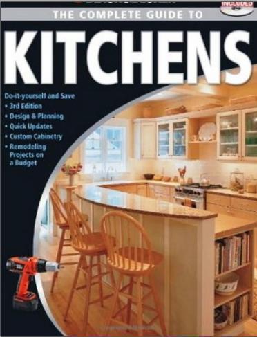 کتاب تکمیلی آموزش ساخت دکوراسیون آشپزخانه