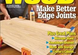 مجله Wood Magazine سال ۲۰۱۷ شماره ۲۴۹