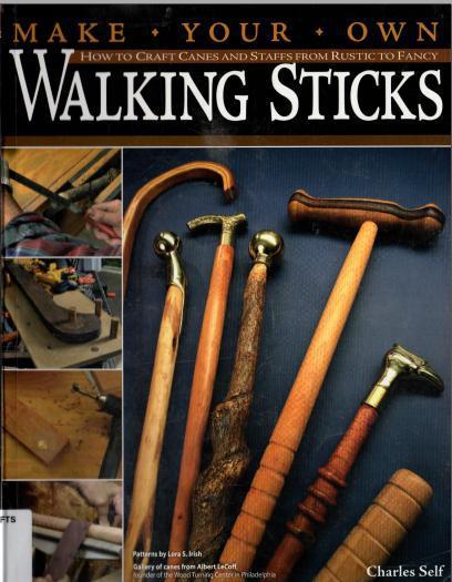 کتاب آموزش ساخت عصا چوبی