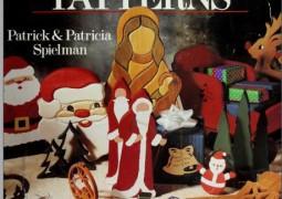 کتاب طرح های اره مویی برای کریسمس